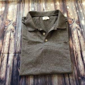 Men's Dockers Grey Polo Shirt